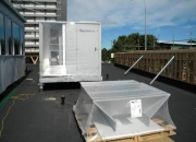 85kW Custom Built AC Packaged Unit image 8