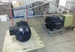 Chilled Water Pump refurbishments