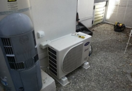 Domestic Heat Pumps
