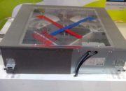 MIss Slim Energy Recovery Ventilator with high efficiency dc motor