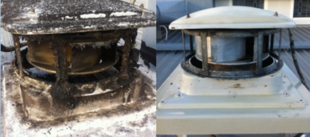 Commercial Ventilation Maintenance