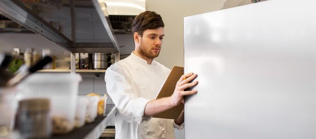 Maintaining Commercial Refrigerator